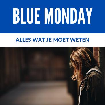 Blue Monday: Alles wat je moet weten