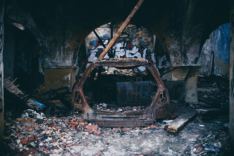 rdw kenteken vernietigen