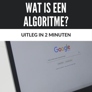 Wat is een Algoritme? Uitleg in 2 Minuten