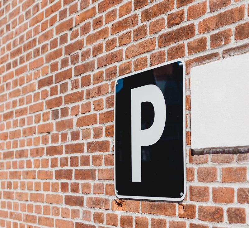 parkeersensor blijft piepen