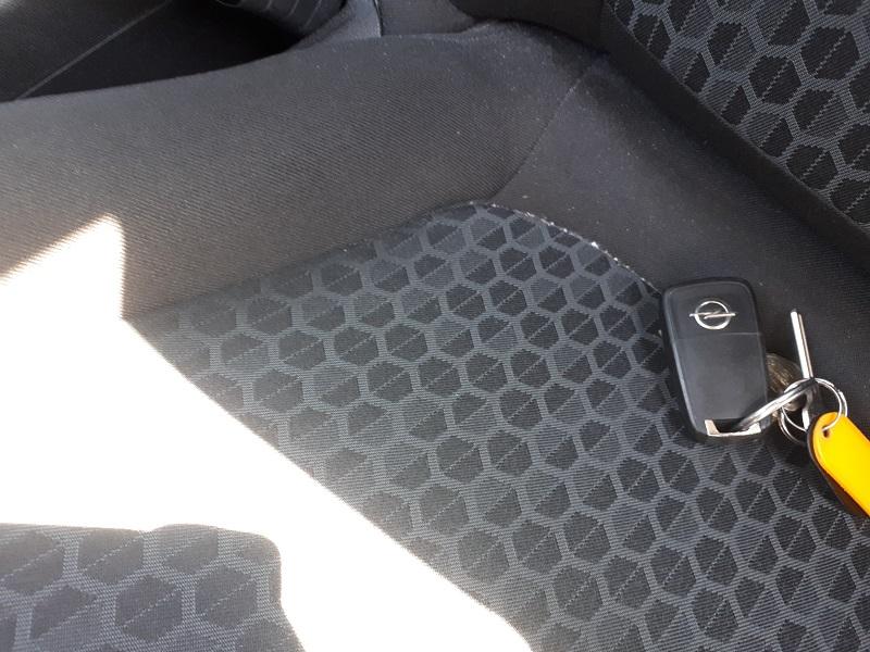 sleutel in auto vergeten