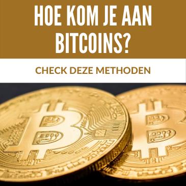 Hoe Kom je aan Bitcoins (BTC)? Check Deze Methoden