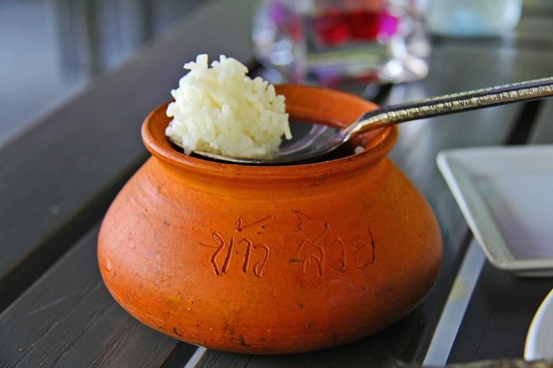 hoeveel rijst per persoon afmeten