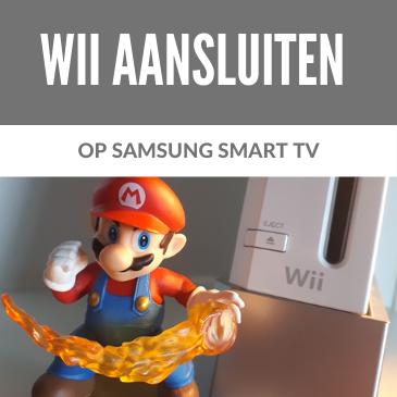 Wii Aansluiten op Samsung Smart TV: Zo Doe je Het!