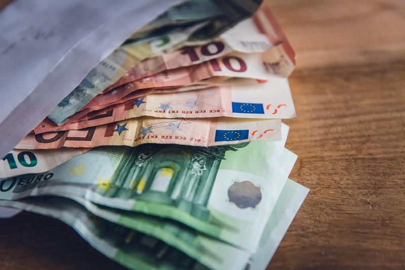 rooitje geld