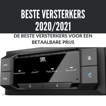 Beste versterkers 2020/2021