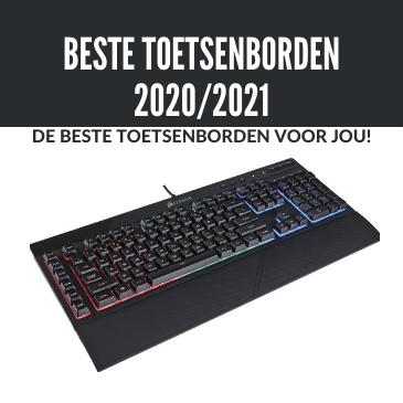 Beste toetsenbord voor jou 2020/2021