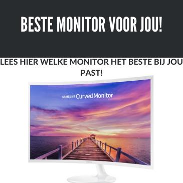 Beste Monitor voor 2020/2021